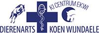 Dierenarts Koen Wijndaele Mobiel Logo:
